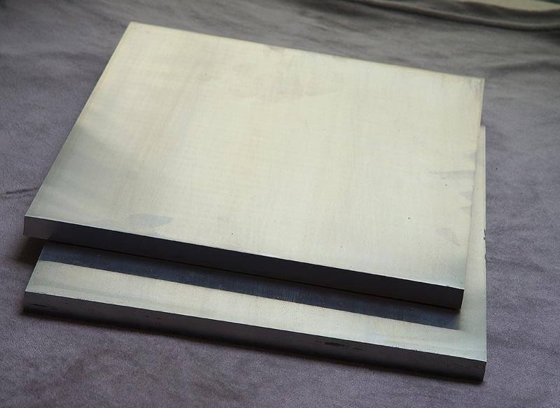 振动平台用板材